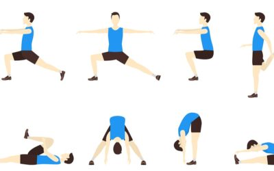 20 stretches for life